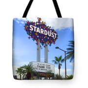 Stardust Sign Tote Bag by Mike McGlothlen