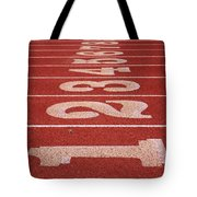 Starting Line Tote Bag by Shoal Hollingsworth