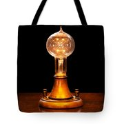 Steampunk - Electricity - Bright Ideas  Tote Bag by Mike Savad