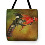 Steampunk - Gun - Electric Raygun Tote Bag by Paul Ward