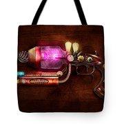 Steampunk - Gun -the Neuralizer Tote Bag by Mike Savad