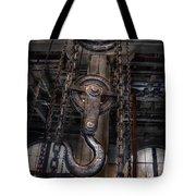 Steampunk - Industrial Strength Tote Bag by Mike Savad