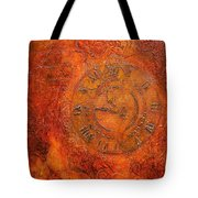 Steampunk Time Tote Bag by Bellesouth Studio