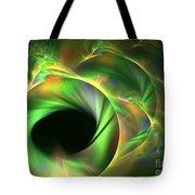 Stellar-wind Bubble Tote Bag by Kim Sy Ok