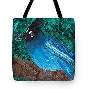 Stellar's Jay Tote Bag by Lloyd Alexander