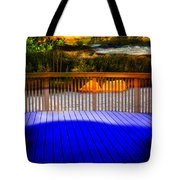 Step Out Tote Bag by Gunter Nezhoda
