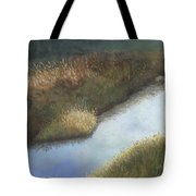 Still Water Tote Bag by Ginny Neece