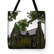 Stone Home  Tote Bag by John Malone