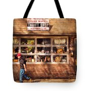 Store -  The Thrift Shop Tote Bag by Mike Savad