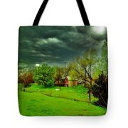 Storm Anticipation Tote Bag by PainterArtist FIN