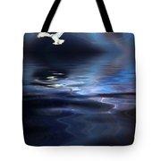 Storm Tote Bag by John Edwards