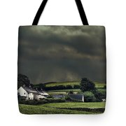 Stormy Hamlet Tote Bag by Amanda And Christopher Elwell