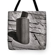 Stove Pipe Tote Bag by Kelley King