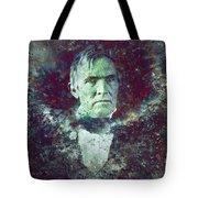 Strange Fellow 2 Tote Bag by James W Johnson