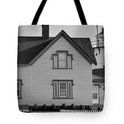 Stratford Point Tote Bag by Catherine Reusch  Daley