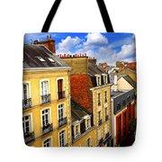 Street In Rennes Tote Bag by Elena Elisseeva