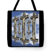 String Theory Tote Bag by Keith Dillon