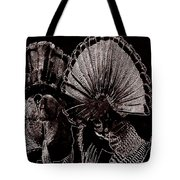 Strutters Tote Bag by Todd Hostetter