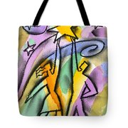 Success Tote Bag by Leon Zernitsky