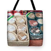 Sugar and spice Tote Bag by Tom Gowanlock