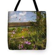 Summer Breeze Tote Bag by Debra and Dave Vanderlaan