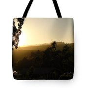 Sun Down Tote Bag by Shawn Marlow