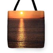Sun Path Tote Bag by Aidan Moran