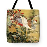 Sun Tote Bag by Pg Reproductions