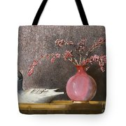 SUNDAY AFTERNOON Tote Bag by Monte Toon