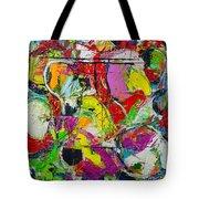Sunday Mood Tote Bag by Ana Maria Edulescu
