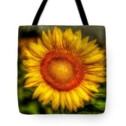 Sunflower Tote Bag by Adrian Evans