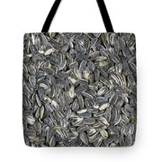 Sunflower Seeds Tote Bag by Bedros Awak
