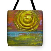 Sunrise Sunset 1 Tote Bag by Jacqueline Athmann