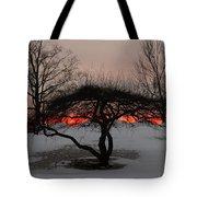 Sunroof Tote Bag by Luke Moore
