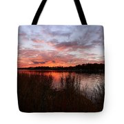 Sunset Bliss Tote Bag by Lourry Legarde