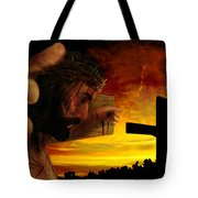 Sunset Tote Bag by Mark Spears