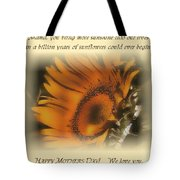 Sunshine For The Ages Tote Bag by Don Wright