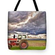 Superman Skies Tote Bag by James BO  Insogna