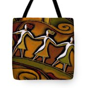Support Tote Bag by Leon Zernitsky