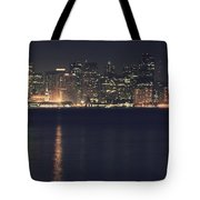 Surrender All Your Dreams To Me Tonight Tote Bag by Laurie Search