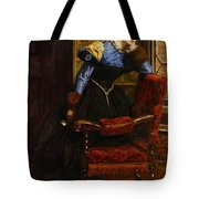 Swallow Swallow Tote Bag by Philip Ralley