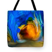 Swamp Creatures Tote Bag by Omaste Witkowski