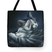 Sweet Dreams Tote Bag by Cynthia House