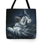 Sweet Dreams Tote Bag by Cynthia House