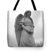 Sweet Seraphim Tote Bag by Rachel E Moniz
