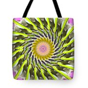 Swirl Tote Bag by Bobbie Barth