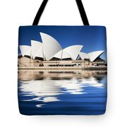 Sydney Icon Tote Bag by Sheila Smart