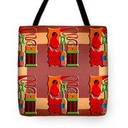 Symphony Tote Bag by Patrick J Murphy