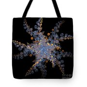 Synchronized  By Jammer Tote Bag by First Star Art