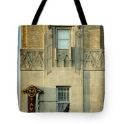 T And P Tavern Tote Bag by Joan Carroll